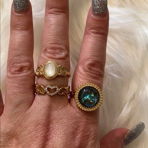 New without tag statement rings